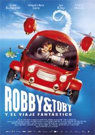 Robby & Toby, el viaje fantástico
