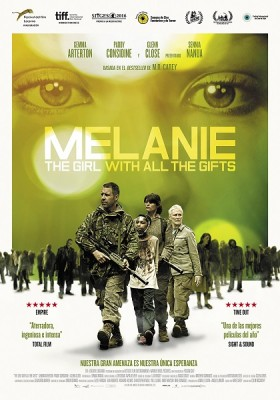 Melanie. The girl with all the gifts (VO.S.E.)