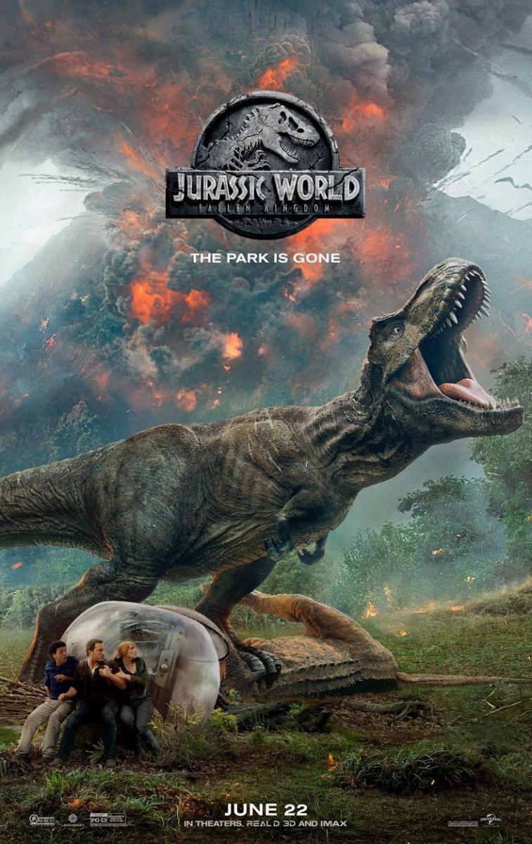 Jurassic World: El reino caído (V.O.S.E.)