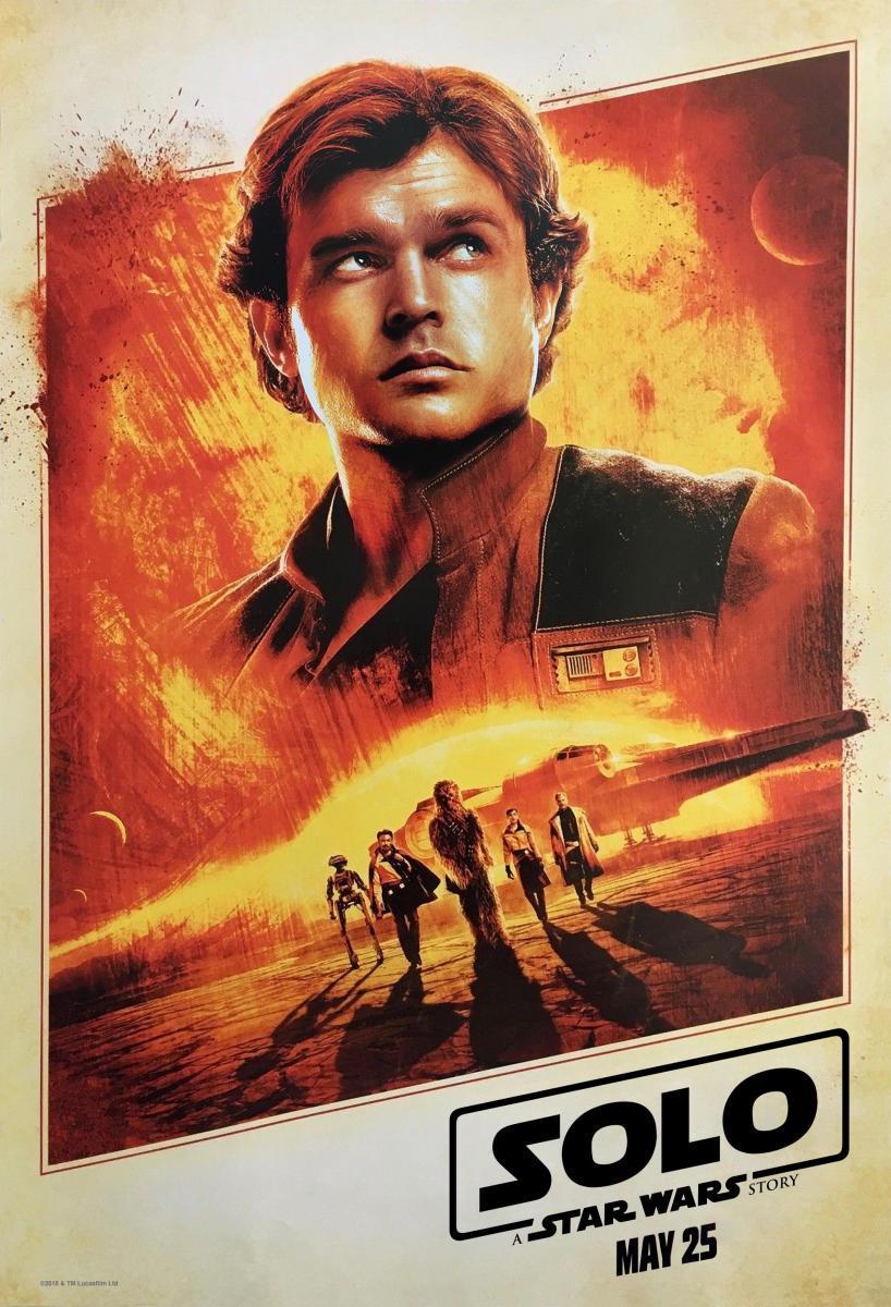 Han Solo: Una historia de Star Wars (V.O.S.E.)