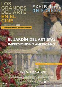 El jardín del artista: IMPRESIONISMO AMERICANO
