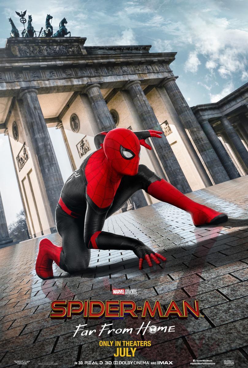 Spider-Man: Lejos de casa (V.O.S.E.)