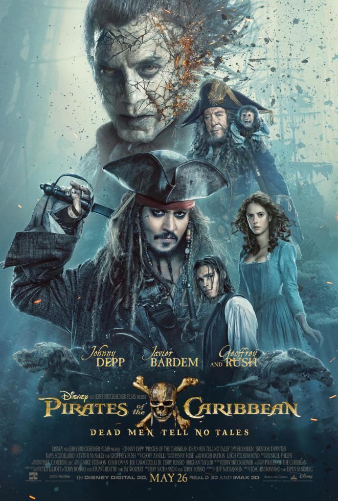 Piratas del Caribe: La venganza de Salazar (V.O.S.E.)