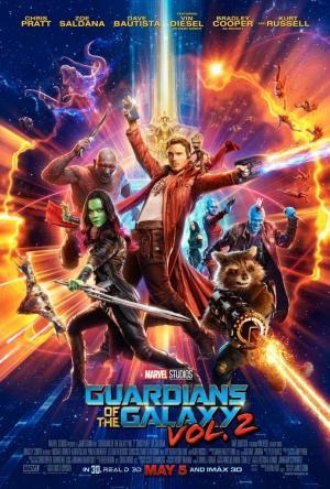 Guardianes de la galaxia Vol. 2 (V.O.S.E.)