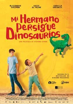 Mi hermano persigue dinosaurios
