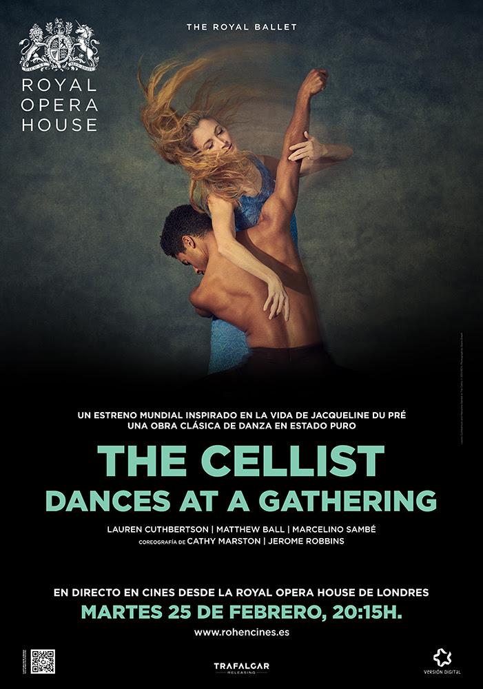 The Cellist / Dances at a gathering