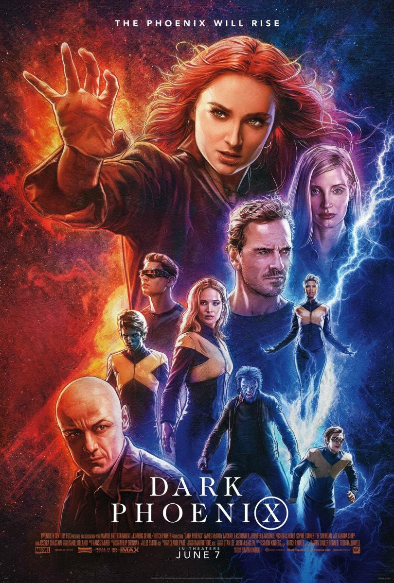 X-Men: Fénix oscura (V.O.S.E.)