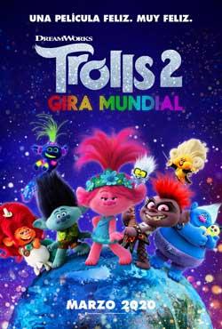 Trolls 2 - Gira mundial