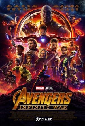 Vengadores: Infinity war (V.O.S.E.)