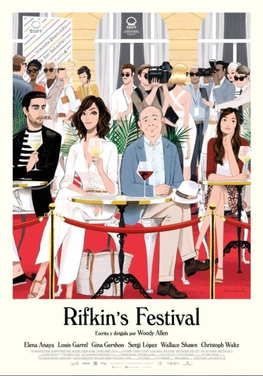 Rifkin's festival ( V.O.S.E.)
