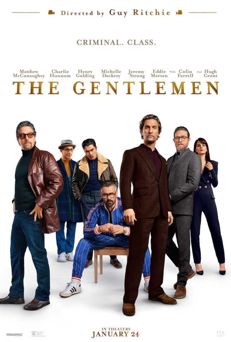 The gentlemen: Los señores de la mafia (V.O.S.E.)