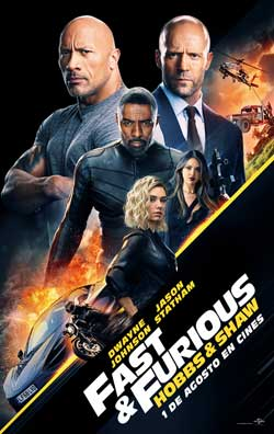 Fast & Furious presents: Hobbs & Shaw (VO.S.E.)