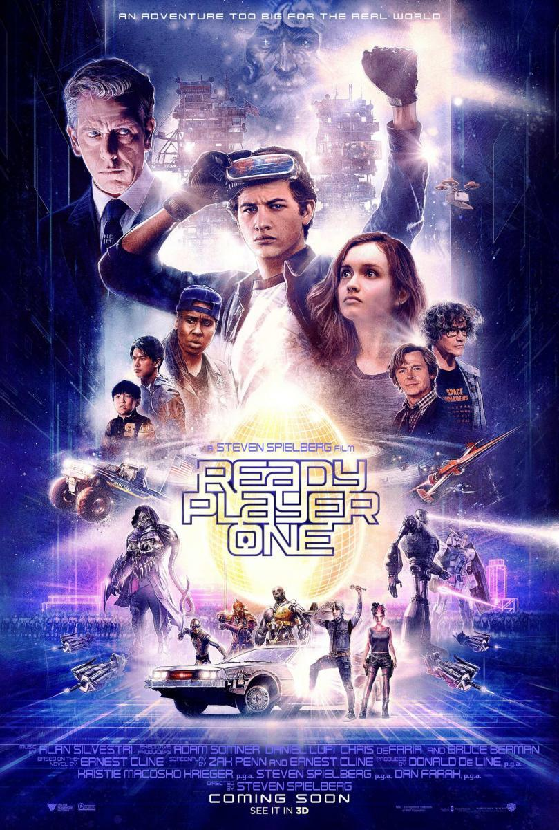 Ready player one (V.OS.E.)