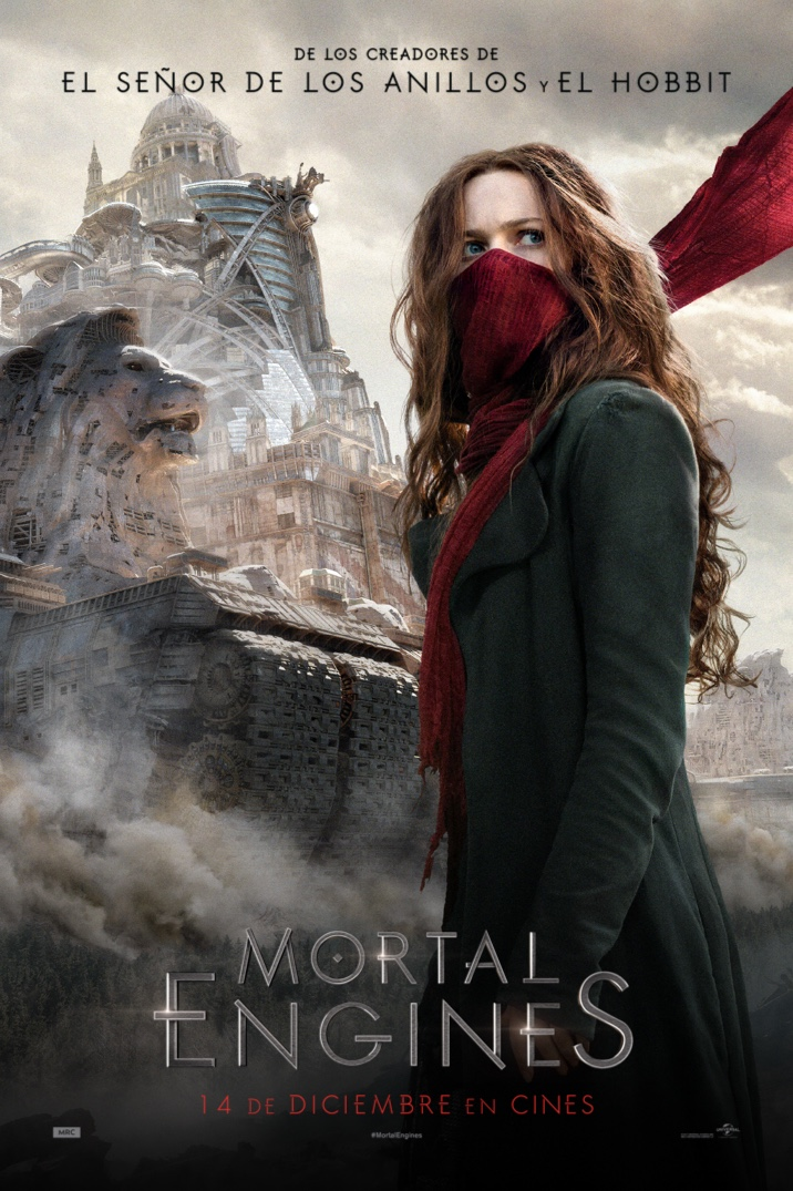 Mortal engines - Ofertas cine coruna ...