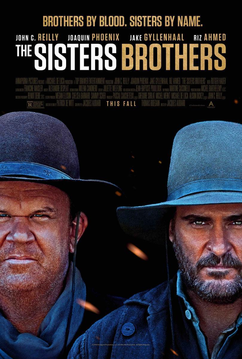 Los hermanos Sisters (V.O.S.E.)