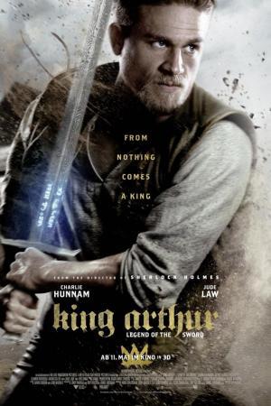 Rey Arturo: La leyenda de Excálibur (V.O.S.E.)