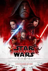 3D Star Wars Episodio VIII: Los últimos Jedi