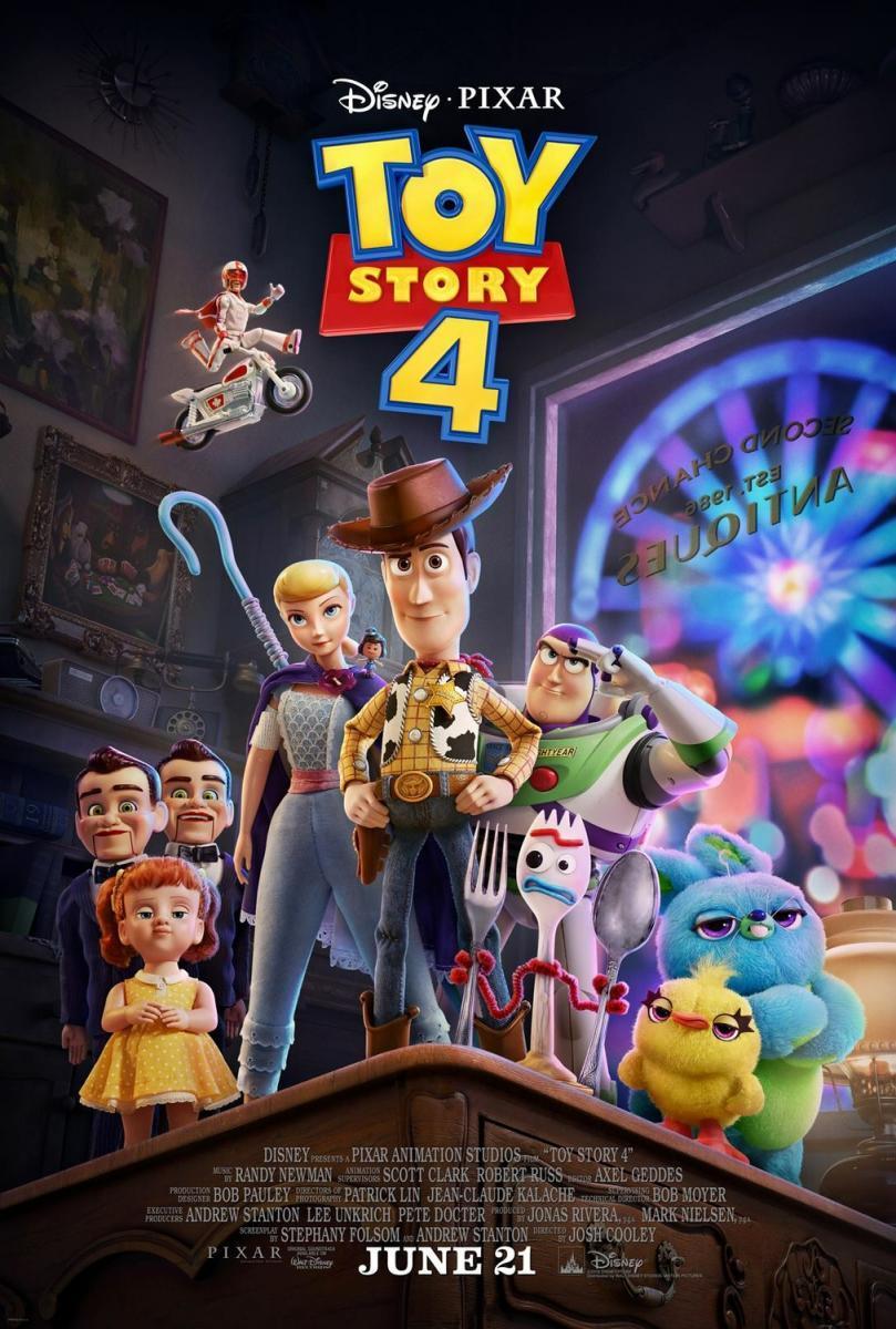 Toy story 4 (V.O.S.E.)