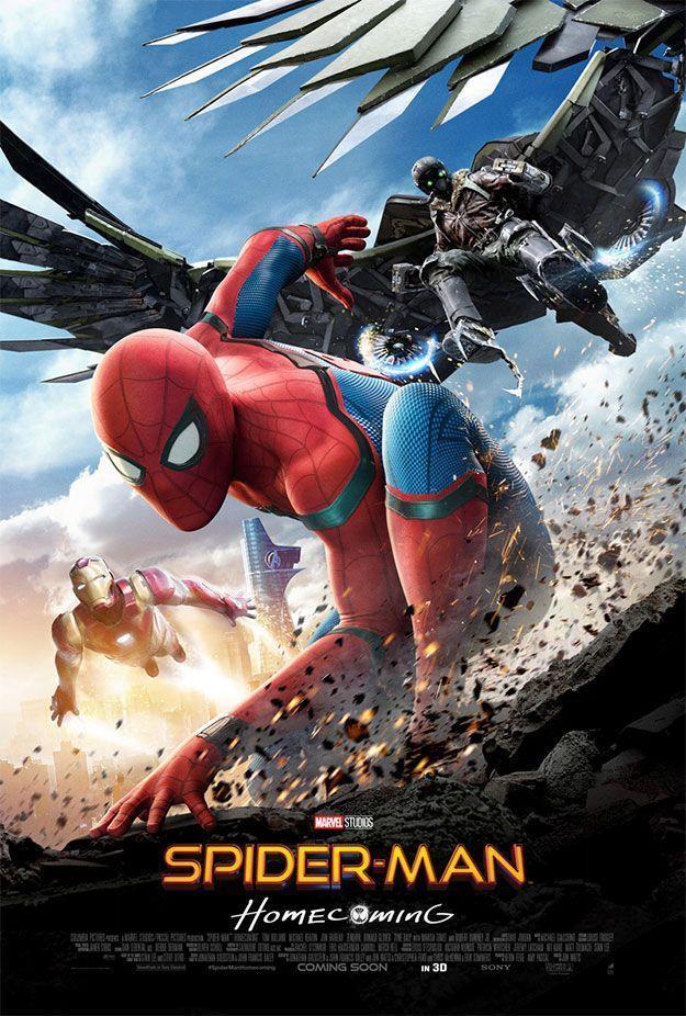 Spider-Man: Homecoming (V.O.S.E.)
