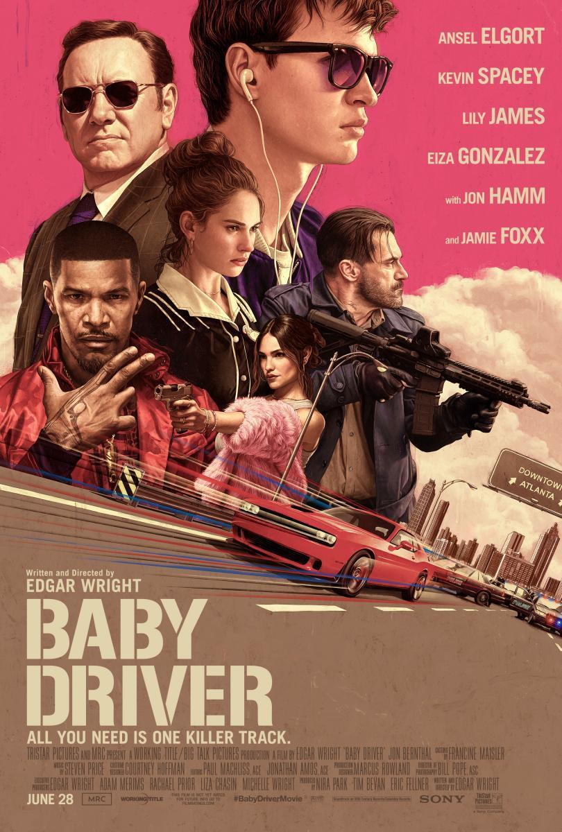 Baby driver (V.O.S.E.)